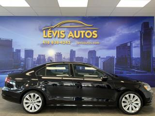 Used 2016 Volkswagen Jetta 1.4 TSI AUTOMATIQUE SIEGE CHAUFFANT BEAU for sale in Lévis, QC