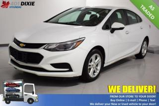 Used 2018 Chevrolet Cruze LT for sale in Mississauga, ON