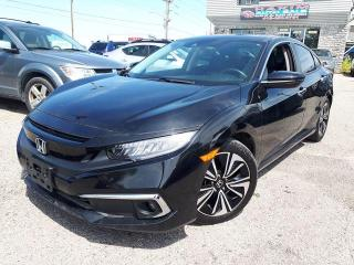 Used 2019 Honda Civic Sdn Touring for sale in Pickering, ON