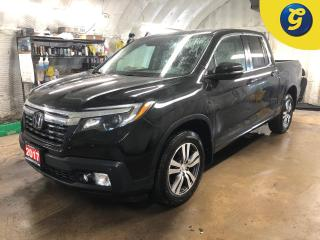Used 2017 Honda Ridgeline EX-L CREW * 4WD * Sunroof * Leather * Collision Mitigation Braking System/Front And Rear Parking Sensors/Honda LaneWatch Right Side Camera/Back-Up Cam for sale in Cambridge, ON