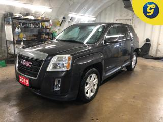 Used 2013 GMC Terrain SLE * ECO mode * CHEVROLET MYLINK 7 inch Colour Touch Screen * Rear vision camera -inc: display in radio screen * On Star * Heated mirrors * Keyless e for sale in Cambridge, ON