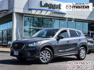 Used 2016 Mazda CX-5 GX- AWD, AUTOMATIC, BLUETOOTH, ALLOY WHEELS for sale in Burlington, ON