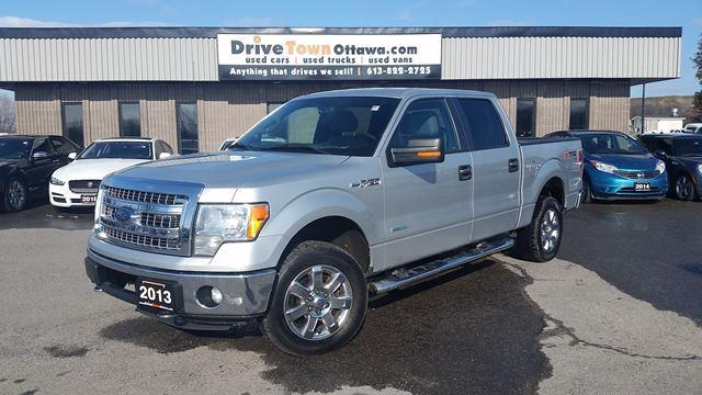 2013 Ford F-150 XTR CREW CAB 4X4 **90 Days No Payments**