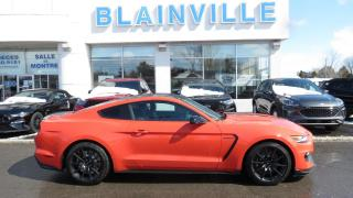Used 2016 Ford Mustang Shelby GT350 for sale in Blainville, QC