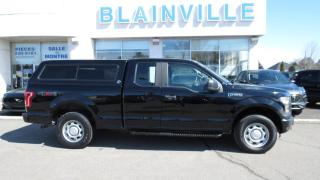 Used 2016 Ford F-150 XL for sale in Blainville, QC