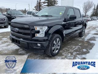 Used 2017 Ford F-150 Lariat Clean Carfax - Heated Leather - Navigation for sale in Calgary, AB
