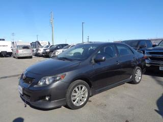 Used 2009 Toyota Corolla 1.8L 4CYL 5SPD MANUAL for sale in Saint Paul, MB