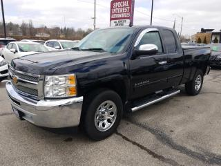 Used 2013 Chevrolet Silverado 1500 ACCIDENT FREE !!  4X4 !!  CHROME WHEELS for sale in Cambridge, ON