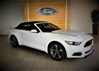 Used 2016 Ford Mustang Décapotable 2 portes V6 for sale in Drummondville, QC