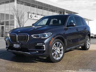 Used 2020 BMW X5 xDrive40i Month End Pricing! for sale in Winnipeg, MB