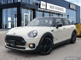 New 2019 MINI Cooper Clubman Cooper for sale in Winnipeg, MB