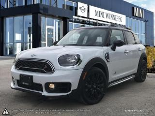 New 2019 MINI Cooper Countryman Cooper S ALL4 AWD for sale in Winnipeg, MB