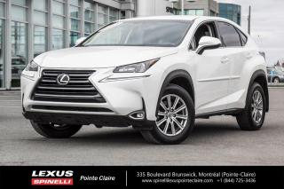 Used 2017 Lexus NX 200t **AWD** *FREINS NEUF AU 4 ROUE *BANCS CHAUFFANTS**BANCS ELECTRIQUE*BLUETOOTH**CAMERA DE RECUL** for sale in Montréal, QC