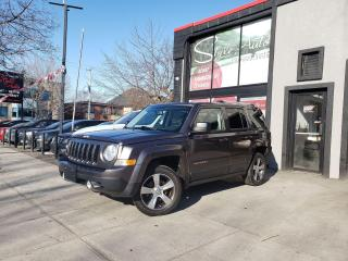 Used 2016 Jeep Patriot High Altitude for sale in Laval, QC