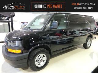 Used 2020 GMC Savana 2500 Work Van 135WB| 6.0L V8| KEYLESS ENTRY| R/CAMERA for sale in Vaughan, ON