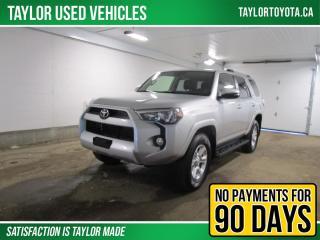 Used 2019 Toyota 4Runner SR5 for sale in Regina, SK