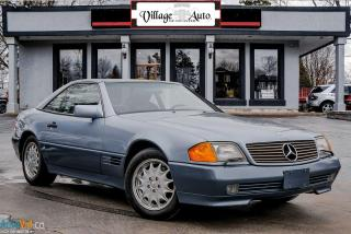 Used 1993 Mercedes-Benz 500SL 500SL for sale in Ancaster, ON