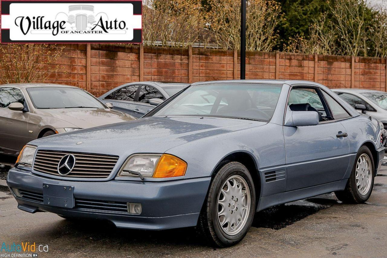 1993 Mercedes-Benz 500SL
