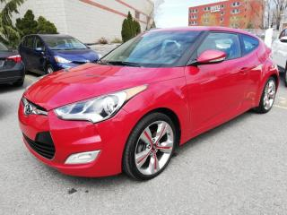 Used 2014 Hyundai Veloster GROUPE TECHOLOGIE GPS TOIT CAMERA RECUL for sale in Longueuil, QC
