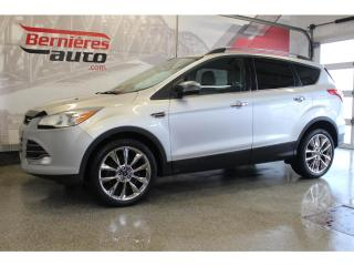 Used 2015 Ford Escape SE AWD 2.0 ECOBOOST+ TOIT PANO for sale in Lévis, QC