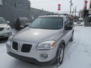 Used 2007 Pontiac Montana Sv6 FWD for sale in Saskatoon, SK