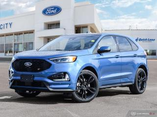New 2020 Ford Edge ST for sale in Winnipeg, MB