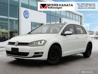Used 2016 Volkswagen Golf 1.8 TSI Comfortline  - Certified for sale in Kanata, ON
