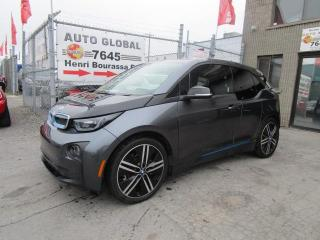 Used 2017 BMW i3 100% Électrique Navigation for sale in Montréal, QC