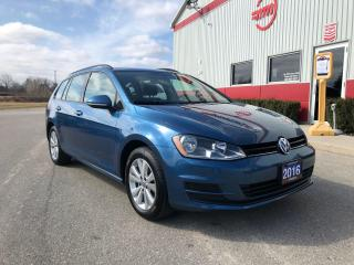 Used 2016 Volkswagen Golf Comfortline, Turbocharged for sale in Tillsonburg, ON