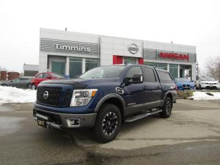 Used 2017 Nissan Titan Pro-4X for sale in Timmins, ON
