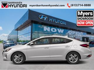 New 2020 Hyundai Elantra Essential IVT  - Heated Seats - $123 B/W for sale in Nepean, ON