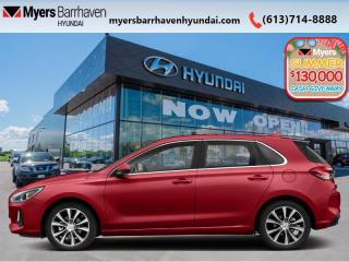 New 2020 Hyundai Elantra GT Luxury  - Sunroof -  Android Auto - $132 B/W for sale in Nepean, ON