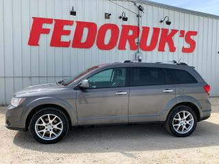 Used 2013 Dodge Journey R/T for sale in Headingley, MB