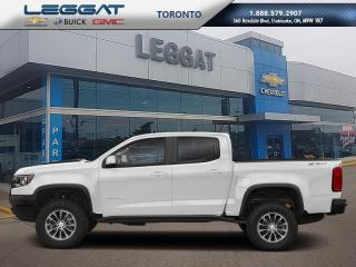 New 2020 Chevrolet Colorado 4WD ZR2  - 7 DAY OR 250 KM EXCHANGE PROGRAM for sale in Etobicoke, ON