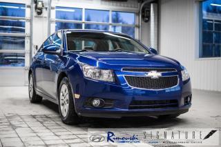 Used 2012 Chevrolet Cruze LT Turbo chez Rimouski Hyundai for sale in Rimouski, QC