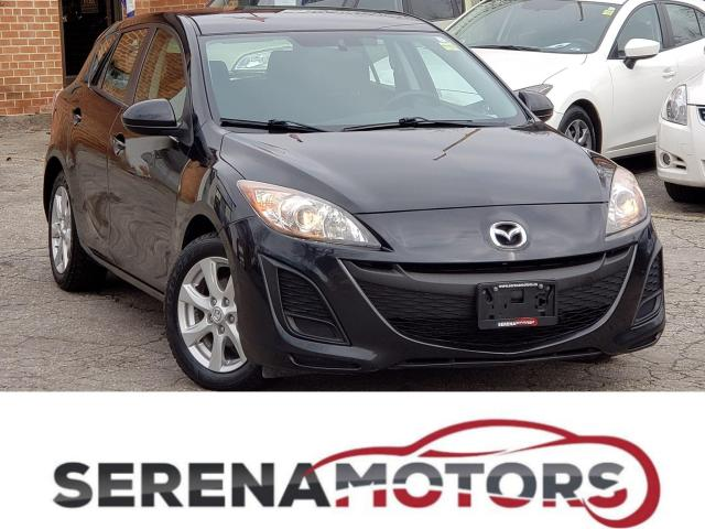 2011 Mazda MAZDA3 GX | HATCHBACK | AUTO | NO ACCIDENTS