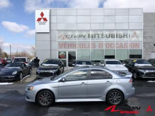 Used 2013 Mitsubishi Lancer SE/Cuir/Toit/Bluetooth/Mags/Clé F.A.S.T for sale in St-Hubert, QC