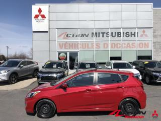 Used 2016 Hyundai Accent 5DR HB AUTO SE for sale in St-Hubert, QC