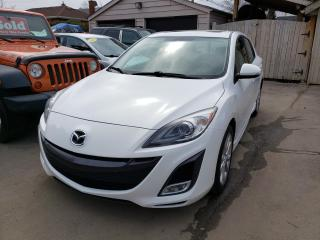 Used 2010 Mazda MAZDA3 GS**Leather*Heated Seats*Sunroof** for sale in Hamilton, ON