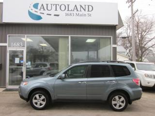 Used 2010 Subaru Forester X Touring for sale in Winnipeg, MB