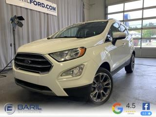 Used 2019 Ford EcoSport Titanium 4RM for sale in St-Hyacinthe, QC
