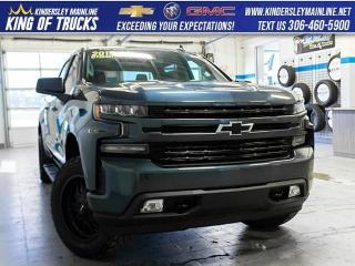 New 2019 Chevrolet Silverado 1500 RST for sale in Kindersley, SK