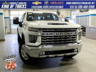 New 2020 Chevrolet Silverado 2500 HD LTZ for sale in Kindersley, SK