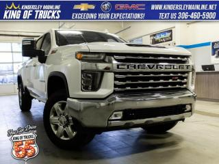 New 2020 Chevrolet Silverado 2500 HD LTZ for sale in Kindersley, SK