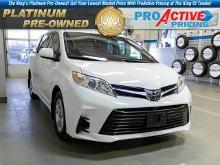 Used 2020 Toyota Sienna LE for sale in Kindersley, SK
