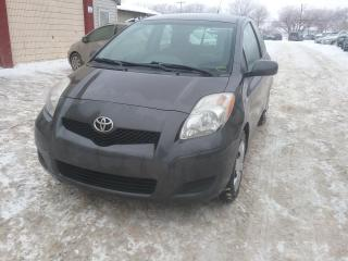 Used 2009 Toyota Yaris CE for sale in Saskatoon, SK
