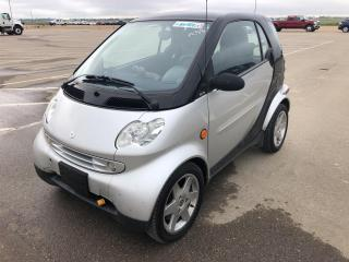 Used 2006 Smart fortwo PASSION for sale in Saskatoon, SK