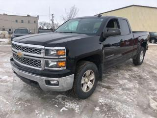 Used 2015 Chevrolet Silverado 1500 LT for sale in Saskatoon, SK