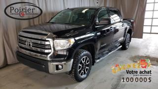 Used 2016 Toyota Tundra SR5 BONNE AFFAIRE for sale in Rouyn-Noranda, QC