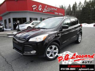 Used 2013 Ford Escape SE AWD for sale in St-Prosper, QC